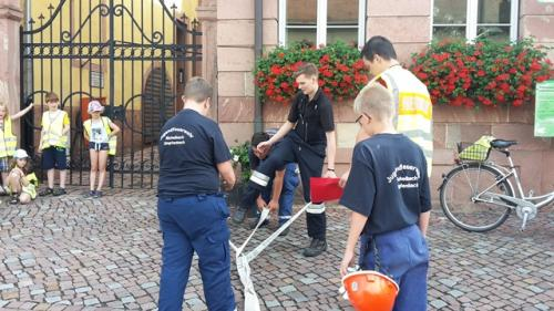 Jugendwettspiele in Miltenberg