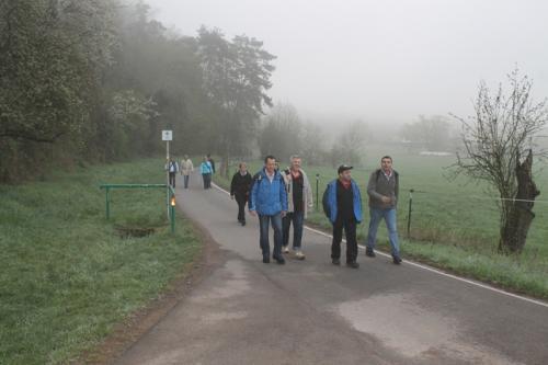 Engelberg Wanderung Festauschuss